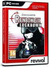 Tom Clancy's Rainbow Six Lockdown - PC DVD - New & Sealed