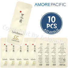 Sulwhasoo CC Emulsion No.1 Pink Beige Complete Care 1ml x 10pcs (10ml) Sample