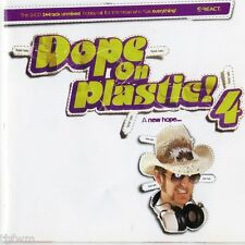 Dope On Plastic 4 - 2CD - TRIP HOP BREAKBEAT DOWNTEMPO