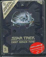 Star Trek Deep Space Nine Season 5 Hartbox Deutsche Ausgabe Neu OVP Sealed OOP