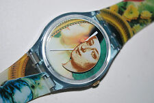 Swatch Watch GN-170 THE LADY & THE MIRROR Miran Fukuda 1997 Design Limited Edit