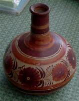 Great Vintage Pottery Jug, Hand Painted, GOOD CONDITION, LOOKS OLD