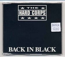 The Hard Corps Maxi-CD Back In Black - AC/DC COVER VERSION - 4-track