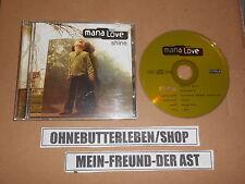 CD Pop Mana Love - Shine (10 Song) ENOLA REC