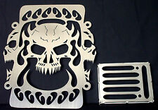 Kawasaki Vulcan 900 Radiator Grille Regulator Cover Set 2006-2015