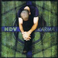 NDV  ( Nick D'Virgilio ) - Karma - CD Album NEU The waters edge - Spock's Beard