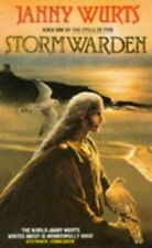 Stormwarden: Book 1 of the Cycle of Fire (The Cycle. by Wurts, Janny Paperback