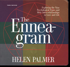 6 AUDIO CASSETTES HELEN PALMER THE ENNEAGRAM NINE PSYCHOLOGICAL TYPES