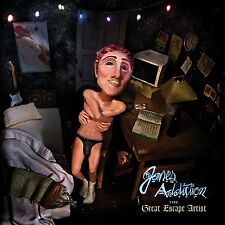 Jane's Addiction ‎– The Great Escape Artist ( CD - Album )
