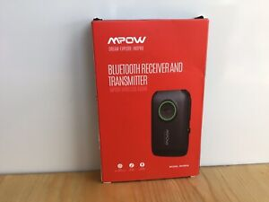 Mpow Bluetooth Receiver and Transmitter NEW Wireless Audio BH390A
