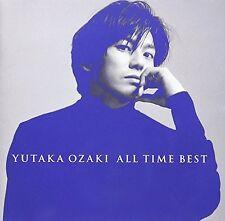 3-7 Days to USA DHL Delivery. New Yutaka Ozaki ALL TIME BEST POP Japanese CD