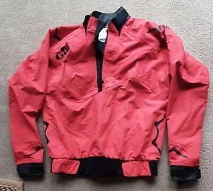 Gill Pro-top spray jacket with adjustable PU collar