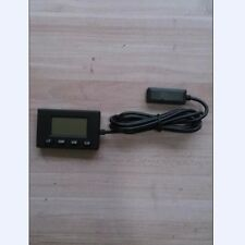 """1 pc V3 Plastic Laptimer Lap timer Receiver Only with Cable 10"""" time Interval"""