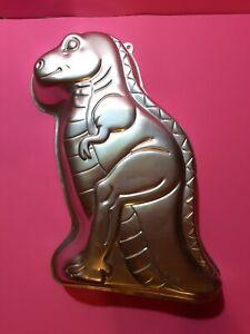 1987 Wilton Dinosaur Cake Pan