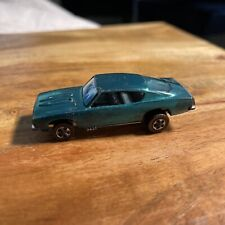 Hot Wheels Redline Custom Barracuda 1967