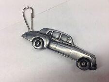 Rolls Royce Cloud 2 ref212 pewter effect car emblem on a zip puller