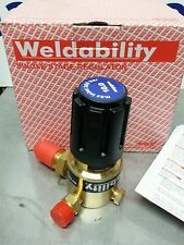 OXYGEN PLUGGED REG Regulator - AE6001LX WELDABILITY