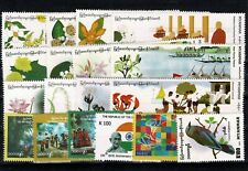 Myanmar 2019 Year Set (Burma, Birmanie, Birma)