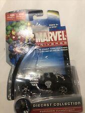 Maisto 2010 Marvel Universe Punisher Character Car