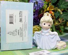 Enesco Precious Moments Cinderella ornament 2006 artist signed