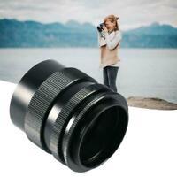Metal M42 Macro Extension Tube Camera Len Adapter 42mm 3-Ring/Set Mounts X2T5