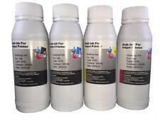 4 Bottles 250ml ink refill kit for Epson 68 69 88 124 125 126 Refillable ink