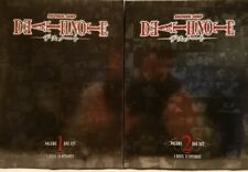 Death Note: The Complete Series SET 1+2 (DVD, 2008,10-Disc Set,ANIME) REGION 1