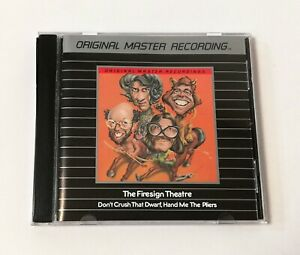 The Firesign Theatre - Dont Crush That Dwarf Hand Me The Pliers - Music CD