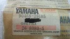 Yamaha OEM NOS clip 90468-29105 Virago 750 XVJ750 H J  #5154