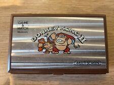Nintendo Game Y Watch De Donkey Kong 2, probado y funcionando.