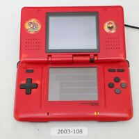 Nintendo DS Original console Red for parts Japan Not working /2003-108