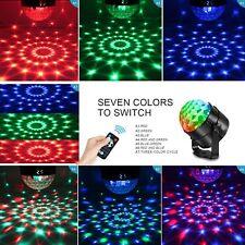 AGM Mini LED Discokugel Disco Lichteffekt DJ Party RGB Bühnenbeleuchtung Karaoke