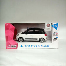 FIAT 500 Lounge (Mondo Motors)  scala 1:43
