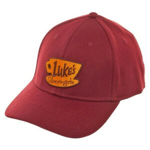 Gilmore Girls Luke's Men's Hat Red