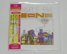 GONG / Angels Egg JAPAN SHM-CD Mini-LP w/OBI  VICP-70073
