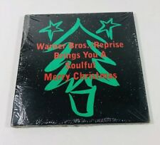Warner Brothers / Reprise Brings You A Soulful Christmas CD Brand New Sampler Z1