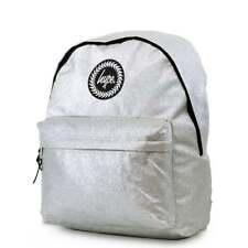 HYPE Glitter Backpack - Silver Schoolbag SS18BAG-134