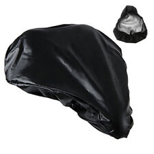 UK Bicycle Seat Cover Waterproof Saddle Bike Rain Cover Dust Resistant Black