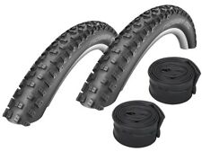 """2 Piece Schwalbe Nobby Nic Perf. MTB Tyre (wire) // 26"""" 27,5"""" 29"""" + Hoses"""