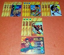 OVERPOWER Shang Chi LOT Master of Kung Fu Classic hero 12 sp Elixir Vitae Marvel