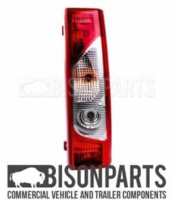*FIAT SCUDO (2012 - 2017) REAR TAIL LAMP LENS DRIVER SIDE RH CIT033