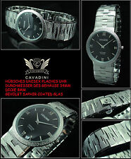Very Nice Unisex Flat Cavadini Watch Samba Series Designer Piece NEW