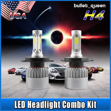 9003 H4 6000K LED Headlight Hi/Lo Bulb for 2000-2006 , 2014-2017 Toyota Tundra