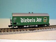 Sowa 1402 K DB carro de refrigeración, cerveza carro Diebels Alt, nuevo, embalaje original, m1:160