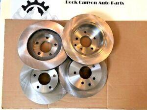 Maxima 2002-2003 Front Brake Rotors For Nissan Altima 2002-2003-2004-2005-2006