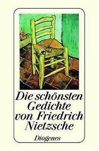Die schönsten Gedichte von Friedrich Nietzsche   Buch   Zustand gut