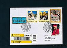 Christkindl-Reco-Brief 24.12.2008    (C5)
