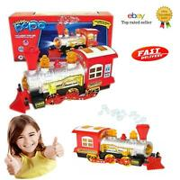 New Battery Operated Toy Bubble Train Toy Kids Bubble Toy Machine