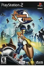 New listing Whirl Tour Playstation 2 Ps2 Kids Game Moped Bike Racing & Tricks