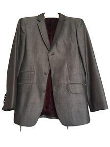 Merc Tonic Suit Grey